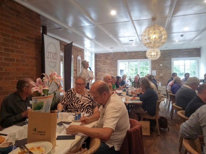 Uralla Business Breakfast